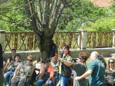 Среща на Българския ловен женски клуб Бендида в Гоце Делчев