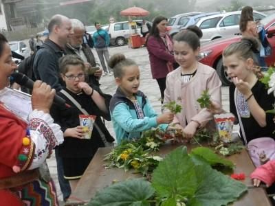 Дъждът разочарова дошлите на летен фестивал в Делчево