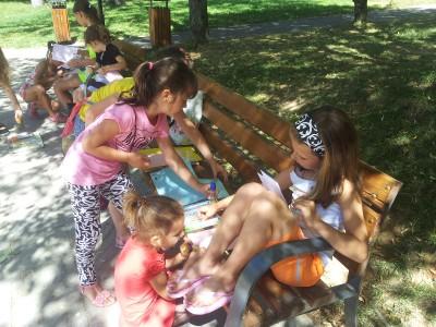 Летни занимания и забавления за децата на Гоце Делчев, срокът за записване е до 30 юни