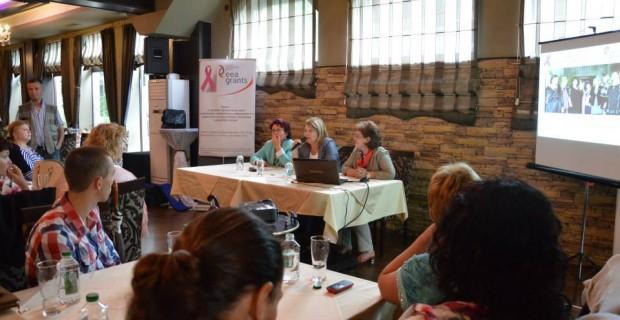 С грижа за онкоболните и техните семейства от регион Гоце Делчев