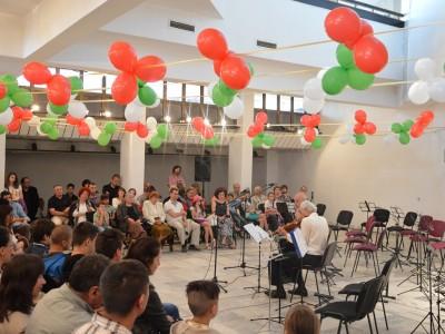 200 цигулари и китаристи дойдоха на фестивал в Гоце Делчев