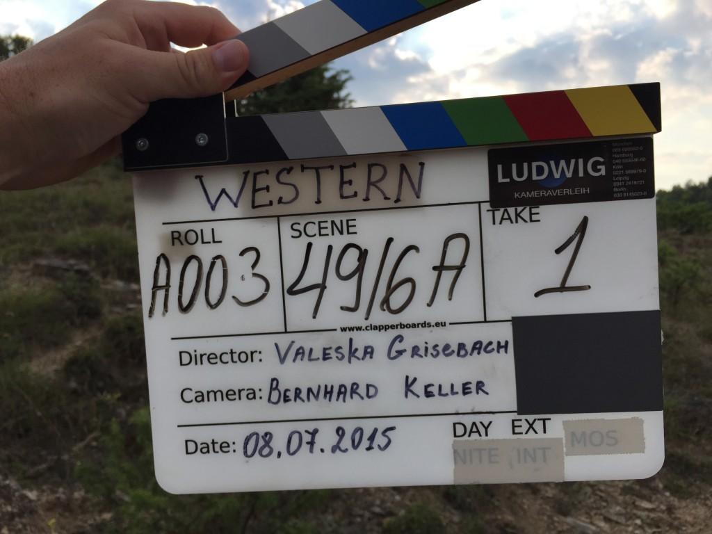 FILM UESTYRN