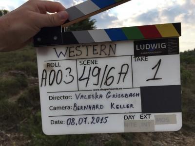 Немци, австрийци и българи снимат уестърн край Гоце Делчев