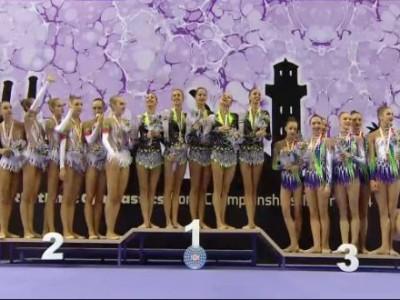 Златни медали за българските момичета на световното състезание в Измир