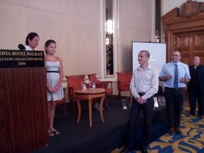 Още една награда за читалище Изгрев – с. Баничан