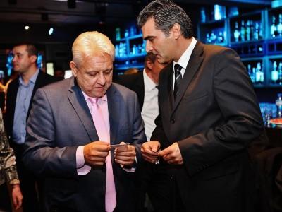 Кандидатът за кмет на Гоце Делчев Илия Шербетов подкрепи благотворителна инициатива за борба с рак на гърдата