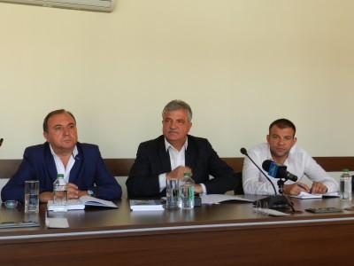 Още един успешен мандат на кмета Владимир Москов, който напълно обнови Гоце Делчев и общината