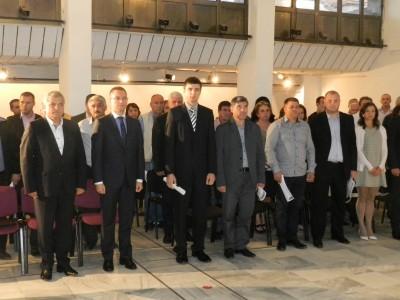 БСП в Гоце Делчев представи своя успешен кандидат за кмет и екипа му, с който тръгва към следващ мандат