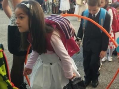 Как откриха новата учебна година в три от училищата на Гоце Делчев