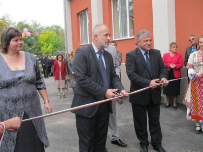 Владимир Москов към възрастните хора на Гоце Делчев и общината
