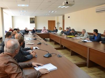 Среща за санирането на апартаменти в Гоце Делчев