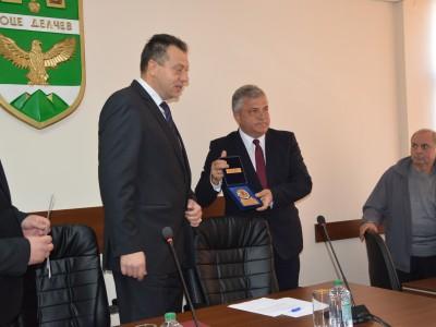 Кметът и общинските съветници положиха клетва, избраха Ангел Гераксиев за председател на ОбС – Гоце Делчев