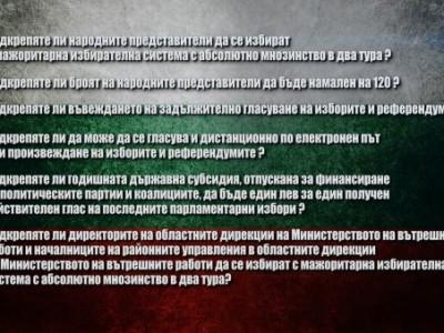 Пълна бъркотия с референдумите на Слави и Марешки в Гоце Делчев