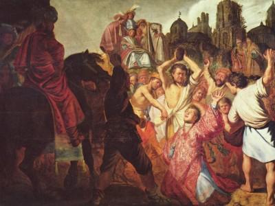 Днес да почетем първия християнски мъченик Свети Стефан