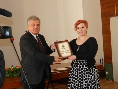 Спортист на годината – Димитър Саватинов благодари на съгражданите си в специално писмо