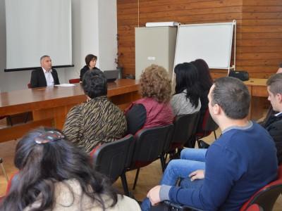 Център за почасово предоставяне на услуги за социално включване в общността или в домашна среда  в гр. Гоце Делчев