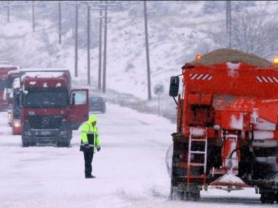 В Драма се готвят за десет дни студове и снегове