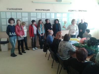Отличен поставиха от Асоциацията на Кеймбридж училищата в Българияза на гимназията в Гоце Делчев