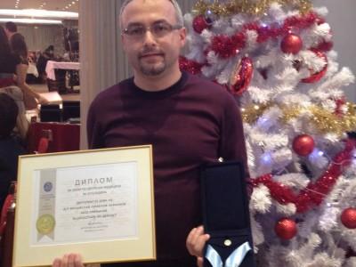 Стоматолог от Гоце Делчев е лекар на годината