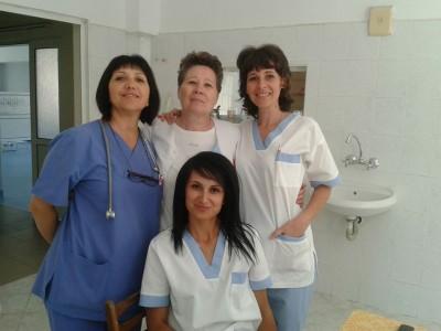 Майчина благодарност към екипа на АГО в болницата на гр. Гоце Делчев