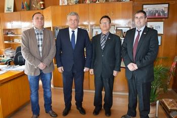 Търговското аташе на Република Корея посети Гоце Делчев