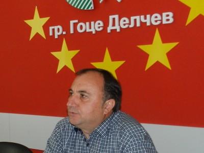 Валери Сарандев е избран за заместник председател на Областния съвет на БСП