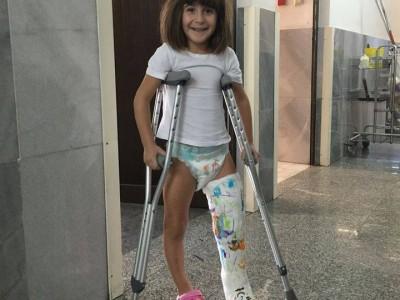 Да помогнем на малката Иванина