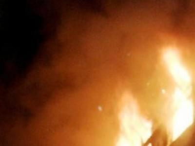 Изгоря къща за гости в Ковачевица, настанените там туристи са живи и здрави