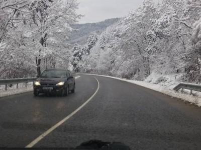 Пътят от София до Гоце Делчев е чист