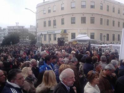 Цяла Гърция стачкува – ние щом си траем, сме добре