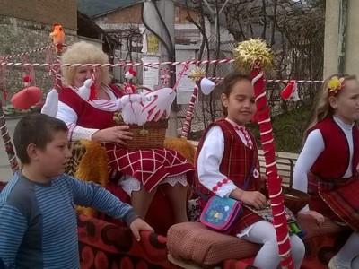 Баба Марта вече е в село Мосомище