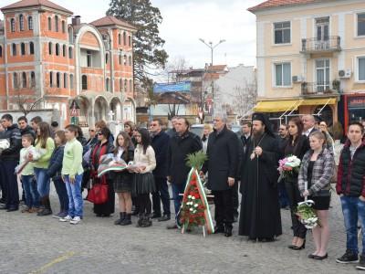 144 години от рождението на Гоце Делчев