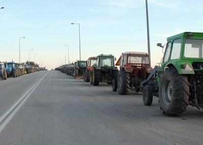 Продължава 48 часовата блокада на ГКПП Илинден – Ексохи