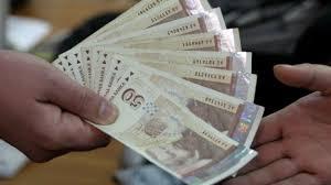 Плащания в брой над 10 хиляди лева