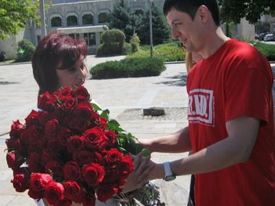 Партийни организации от Гоцеделчевско не крият симпатиите си към Корнелия Нинова