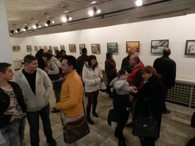 """""""От миналото, през настоящето, към бъдещето"""" – една изложба в Гоце Делчев, на която има какво да се види"""