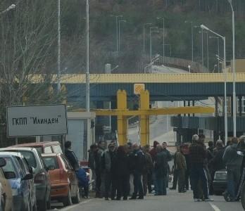 Учение за действия при навлизане на нелегални мигранти край село Илинден