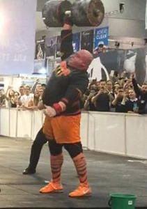 Неврокопачанинът Димитър Саватинов постигна нов световен рекорд
