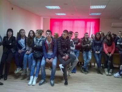 Старт на кампания срещу агресията в училище в гр. Хаджидимово