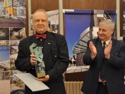 Архитектът на УВА Нестум хотел и СПА взе националната награда за архитектура