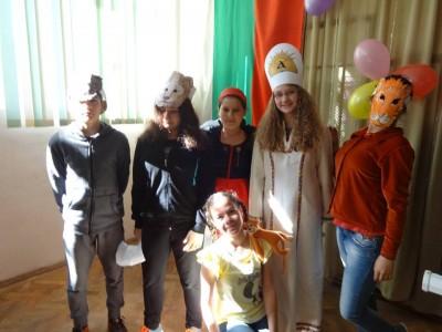 Поредица от инициативи за деня на книгата в библиотеката на Гоце Делчев