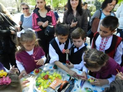 Започват празничните великдендски прояви в Гоце Делчев