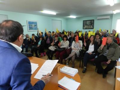 Днес беше създадена местна инициативна група ГОЦЕ ДЕЛЧЕВ – ХАДЖИДИМОВО – ГЪРМЕН