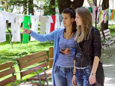 Дискусия срещу насилието в Гоце Делчев