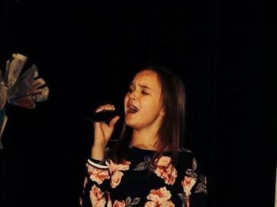 Талантлива млада певица от Гоце Делчев взе първа награда в музикален конкурс на радио Благоевград