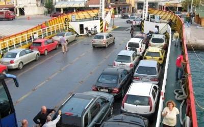 Как да се приберете от остров Тасос, въпреки стачката на фериботните компании