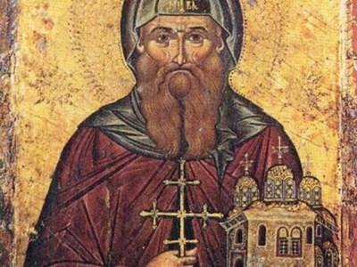 Неврокопската Света митрополия oрганизира посрещане на светите мощи на Св. Дионисий Олимпски