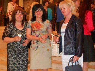 Трима изявени педагози от Гоцеделчевско бяха гости на президентския прием