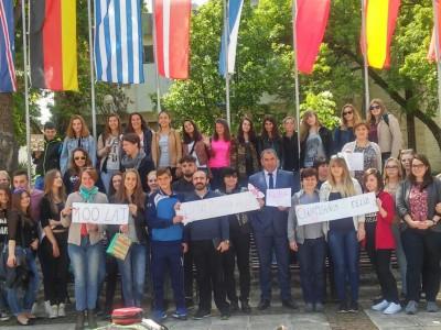 Хаджидимово посрещна млади хора от Испания, Германия, Франция, Полша и България