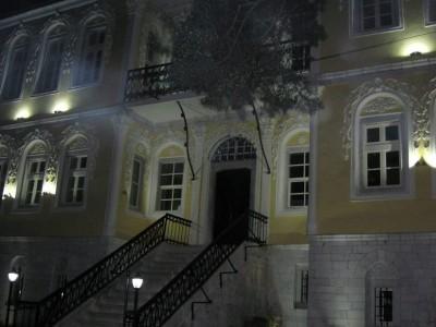 Нощ в общинския исторически музей в гр. Гоце Делчев